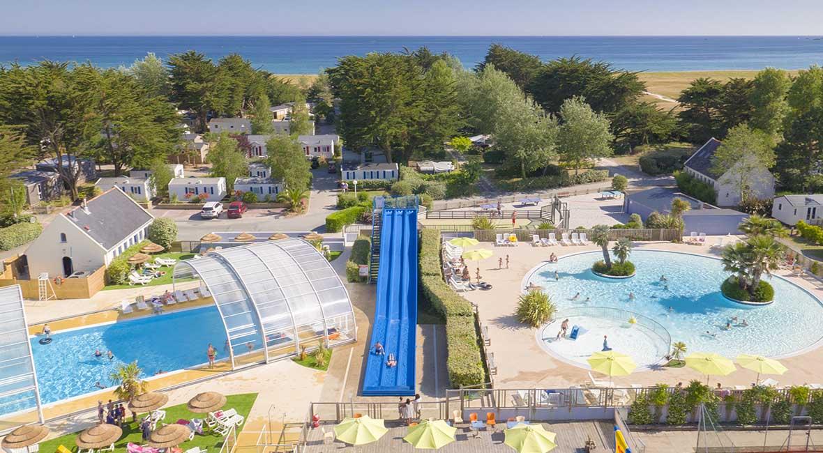 Camping dans le sud est avec piscine for Camping de france avec piscine